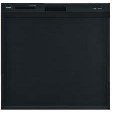###リンナイ 食器洗い乾燥機【RSWA-C402C-B】ブラック スライドオープンタイプ 後付タイプ