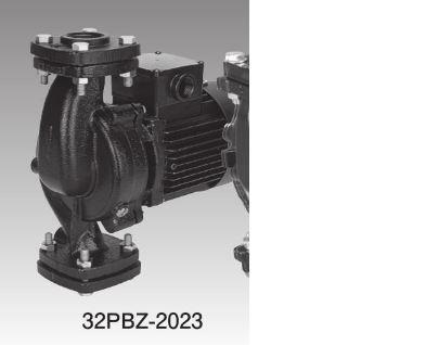 三相電機 【32PBZ-2023A】鋳鉄製ラインポンプ 50Hz 三相200V
