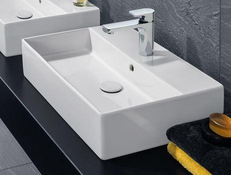 リラインス【4A07.60.01】ビレロイ&ボッホ 置き型洗面器 (洗面器本体のみ)