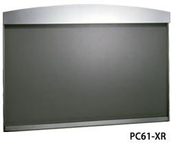 ####u.田島メタルワーク【PC61-XR】掲示板 インフォス アクリルカバー付 壁付(ヨコ型)