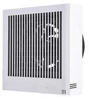 π三菱 換気扇【V-12PNSD7】  パイプ用ファン 排気用  雑ガスセンサータイプ 角形格子グリル