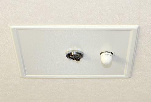 ###Я エース21【CS-40W】自動消火装置 kesujan ケスジャン 天井埋込み型