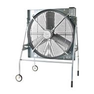 ###三菱(ソーワテクニカ製) 50Hz【KH-100ETFG-50GSW】農事用送風機 羽根径100cm 床置きタイプ 電源スイッチ付