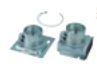 ψパロマ レンジフード 部材【給排セットU】(59561) φ150丸ダクト上方給排気接続用 電動シャッター式