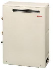 ###リンナイ【RUX-A1603G】ガス給湯専用機 音声ナビ 屋外据置型 ユッコ 給水・給湯接続20A 16号 リモコン別売