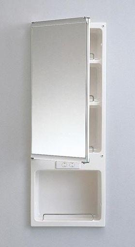 TOTO 【LO83R/LR】スウィング埋込収納棚(LO83RR・LO83LR)