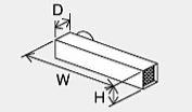 ###♪パーパス 排気部材【HY-2901】排気カバー(側方排気)