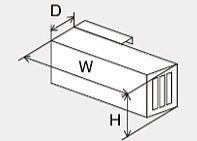 ###♪パーパス 排気部材【HY-3401】排気カバー(横出し排気)