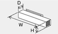 ###♪パーパス 排気部材【HY-4558】排気カバー(横出し排気) 薄型タイプ