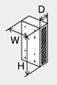 ###♪パーパス 排気部材【KYS-4800】超高層用給気カバー 塩害対策塗装品