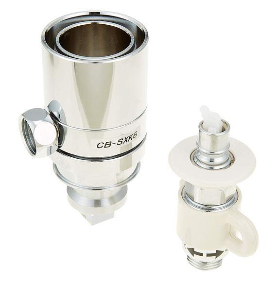 《あす楽》◆15時迄出荷OK!パナソニック分岐水栓【CB-SXK6】シングル分岐水栓 INAX社用