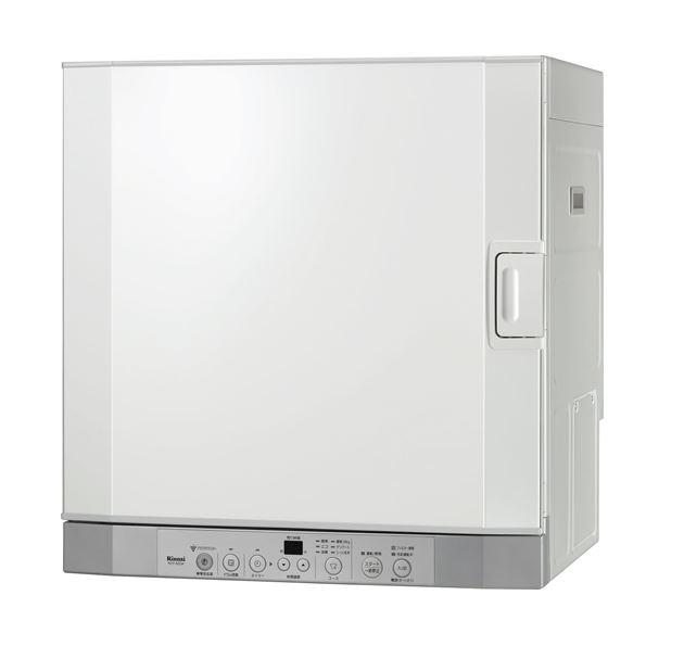 ###リンナイ【RDT-52SUA】ガス衣類乾燥機 はやい乾太くん デラックスタイプ 左開き 乾燥容量5.0kg ネジ接続タイプ 受注生産 (旧品番 RDT-52SU)