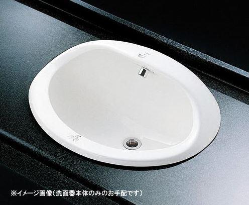 ###TOTO 自動洗面器【TYL102】オートボウル ホワイト 本体のみ 単水栓/水・温風タイプ