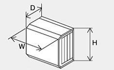 ###♪パーパス 排気部材【YA-E20】側方排気延長カバー