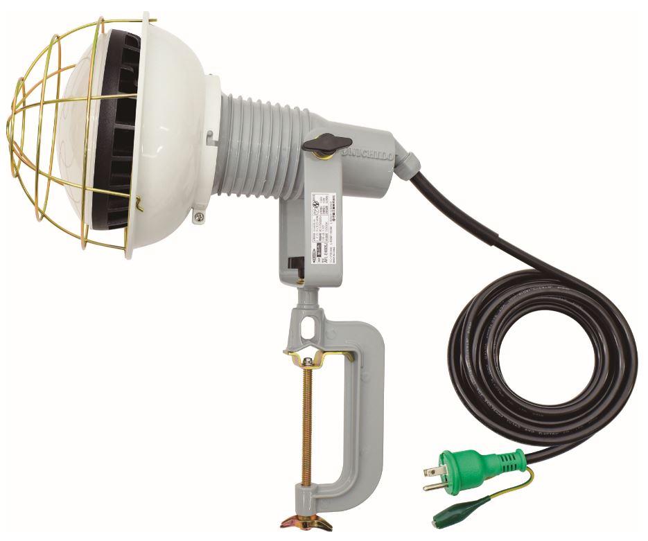 ■P.日動工業【AFL-E5005J】LEDエコビック投光器50W アース付