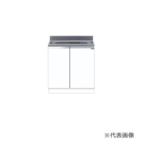 ###マイセット 【M1-75S】M1 ベーシック 組合せ型流し台 壁出し水栓仕様 奥行55cm 高さ80cm