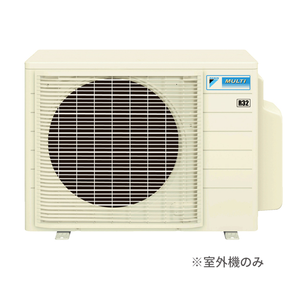 ###ダイキン 室外機のみ【3M68VCVE2】ヒートポンプ式マルチ床暖房システム ホッとく~る システムマルチ(ココタス接続タイプ) 耐重塩害仕様 3ポート 単相200V