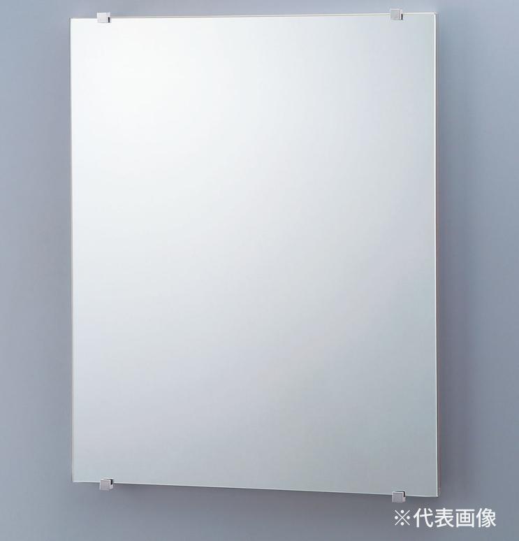 ▽INAX 化粧鏡【KF-5050AD】デザインミラー(防錆)