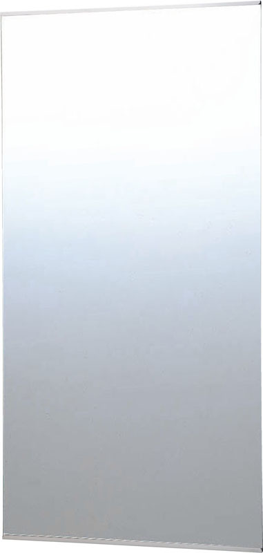 ▽INAX/LIXIL 化粧鏡【KF-5010AG】角形 (防錆) パブリック用