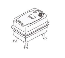 ###♪ノーリツ オイルタンク【FT-40S】石油給湯器用 家庭用全機種対応オイルタンク