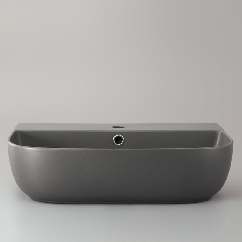 CERA/セラ【SB1811-37】マットブラック 洗面ボウル (洗面器) 洗面器のみ GLAM (グラム)シリーズ