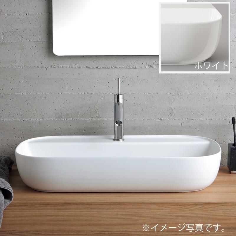 CERA/セラ【SB1801R】ホワイト 洗面ボウル (洗面器) 洗面器のみ GLAM (グラム)シリーズ