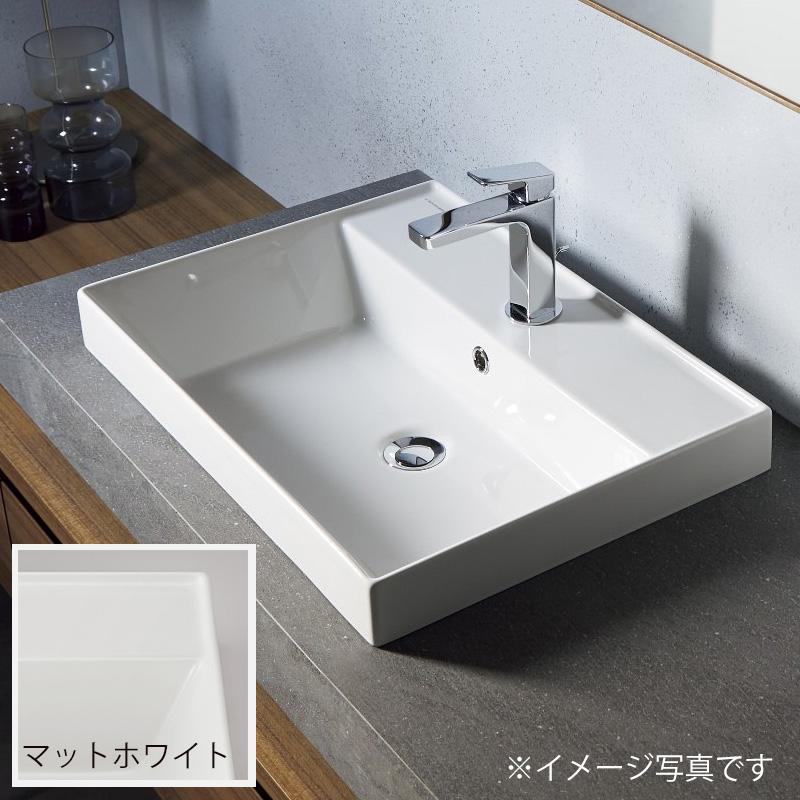 CERA/セラ【SB5109S-41】マットホワイト 洗面ボウル (洗面器) 洗面器のみ TR2シリーズ