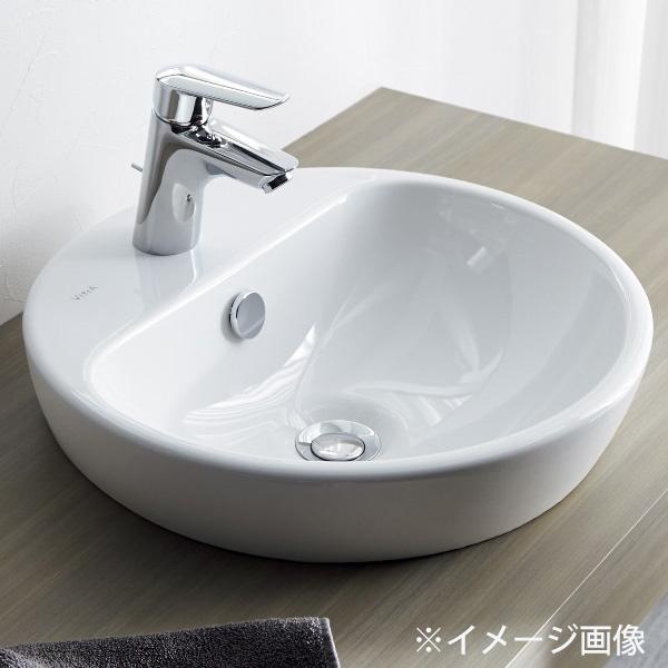 CERA/セラ【VR5941】ホワイト 洗面ボウル (洗面器) 洗面器のみ METROPOLE (メトロポール)シリーズ
