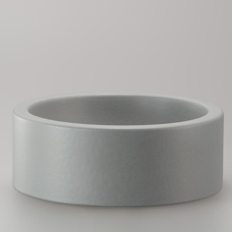 CERA/セラ【FL5059-22-LG】ラバグレー 手洗器 手洗器のみ MINI TWIN (ミニツイン)シリーズ