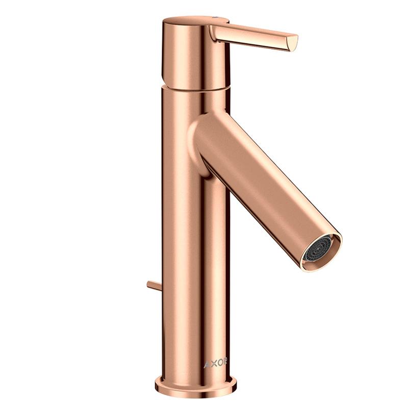 ###CERA/セラ【HG10001R-30】ポリッシュレッドゴールド 湯水混合栓 AXOR STARCK (アクサースタルク)シリーズ 受注約5ヵ月