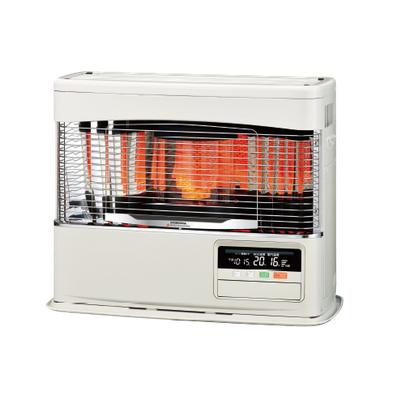 ###コロナ 暖房機器【FF-6820PK(W)】ホワイト FF式輻射(ラウンドタイプ) PKシリーズ 別置タンク式(油タンク・配管部材等別売)