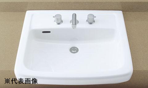 ▽INAX/LIXIL 洗面器セット【L-2149FYP】車椅子対応洗面器 マルチシングルレバー混合水栓 LF-HX360SYR/BW1 壁給水・壁排水(Pトラップ)