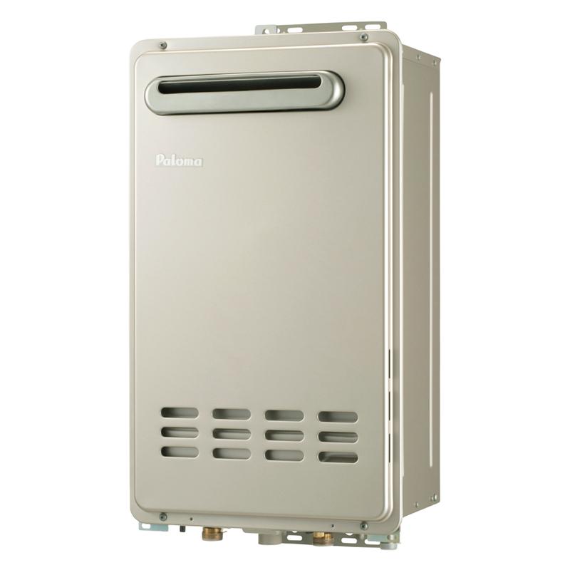 ###ψパロマ ガス給湯器【PH-E2425AWL】オートストップタイプ 壁掛型・PS標準設置型 給湯専用 屋外設置 24号 リモコン別売 (旧品番 PH-E2404AWL)