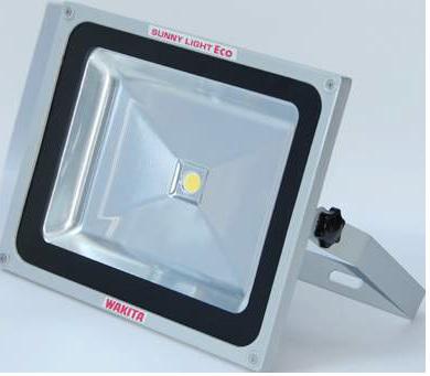 『カード対応OK!』■P.ワキタ【LED-40W】LED投光器 サニーライト・エコ