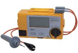 『カード対応OK!』■P.マルチ計測【MIS-PV1】太陽電池 パネル対応絶縁抵抗計