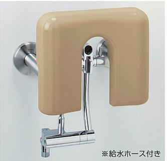 ###TOTO バリアフリー器具【EWCS811R】パウチ・しびん洗浄水栓付背もたれ(ソフトタイプ) 受注約2週 (旧品番 EWCS811)