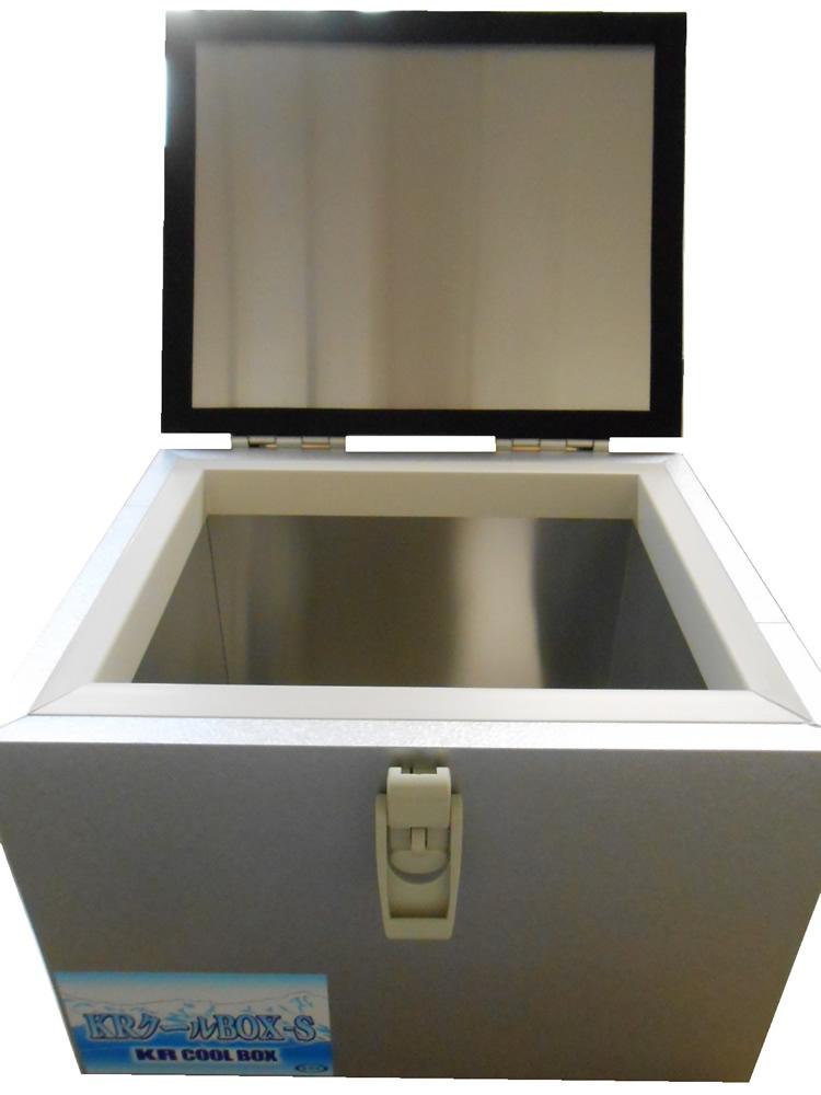 『カード対応OK!』###ω関東冷熱工業【KRCL-20LS】小型保冷庫 KRクールBOX-S 内面ステンレス 20L