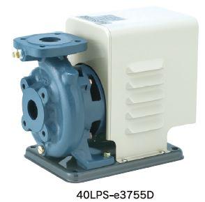 低価格で大人気の 出力750W 口径40(1 受注生産:クローバー資材館 トップランナー基準対応品 『カード対応OK!』###テラル 50Hz【40LPS-e3755D】三相200V 1/2) 循環ポンプ(LPS-eシリーズ)-DIY・工具