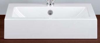 『カード対応OK!』リラインス 置き型洗面器【AB.R585H.2】(洗面器のみ) アラペ