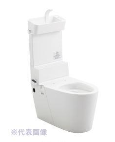 『カード対応OK!』###パナソニック 節水キレイ洗浄トイレ【XCH301WST】New アラウーノV 手洗付き 組み合わせタイプ 床排水タイプ 標準タイプ 便座なし