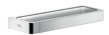 ∬∬ハンスグローエ【42830000】アクサーユニバーサルアクセサリー グラブバー&レール 374mm