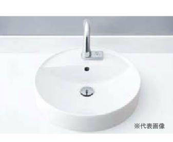 ▽INAX/LIXIL 洗面器【L-2848FC】円形洗面器(ベッセル式) 洗面器本体のみ