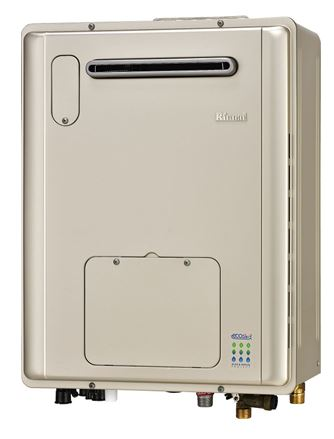 リンナイ ガス給湯暖房用熱源機【RVD-E2405SAW2-1(A)】屋外壁掛型 オート エコジョーズ 2-1床暖房4系統熱動弁外付 24号