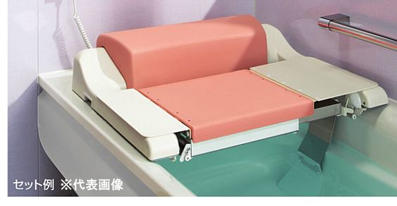 TOTO 浴室【EWB100SR】バスリフト(標準シートと本体のセット) (旧品番 EWB100RN)