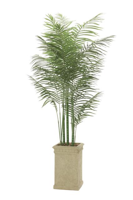 【送料無料】《アートグリーン》《人工観葉植物》光触媒 光の楽園 トロピカルアレカパ―ム2.0
