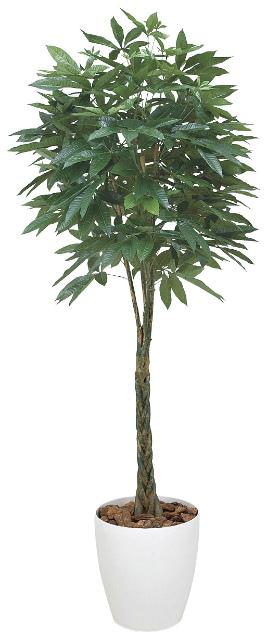《アートグリーン》《人工観葉植物》光触媒 光の楽園 パキラ1.6