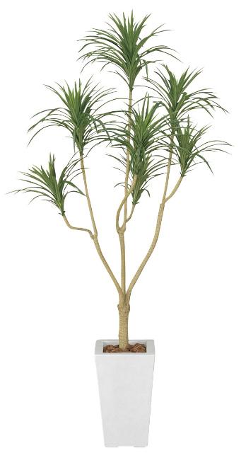 【送料無料】《アートグリーン》《人工観葉植物》光触媒 光の楽園 ユッカ1.75