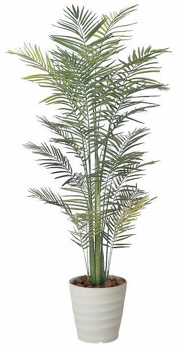 【送料無料】《アートグリーン》《人工観葉植物》光触媒 光の楽園 トロピカルアレカパ-ム2.1