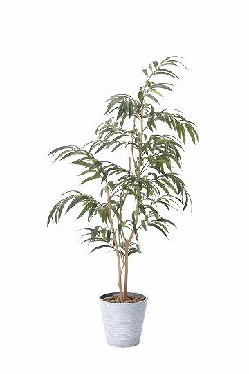 《アートグリーン》《人工観葉植物》光触媒 光の楽園 ショウナンゴム1.8