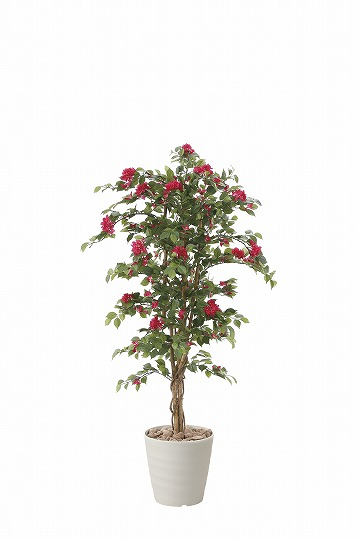 《アートグリーン》《人工観葉植物》光触媒 光の楽園 ブ―ゲンビリア1.5
